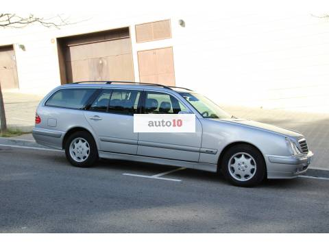 MERCEDES-BENZ SERIE E 200 CLASIC FAMILIAR 7 PLAZAS