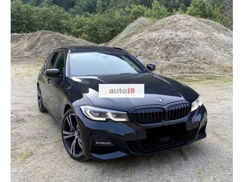 Bmw 330i xDrive Touring aut Msport
