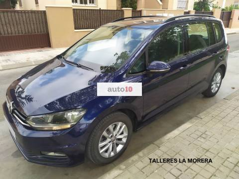 Volkswagen Touran Business & Navi 7 plazas