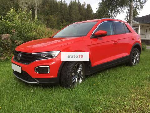 Volkswagen T-Roc 150 HP TSI DESIGN DSG 2018