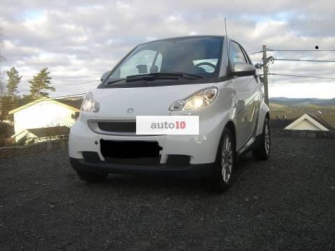 SMART Fortwo 1000 52 kW MHD coupé de pasión