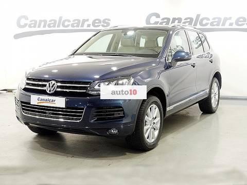 Volkswagen Touareg 3.0 V6 TDI 245 Premium Bmotion