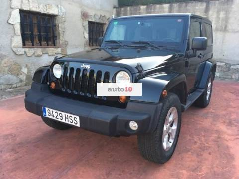 Jeep Wrangler 2.8CRD Sahara Aut.