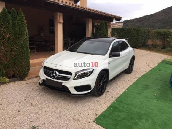Mercedes-Benz GLA 45 AMG 4Matic 360