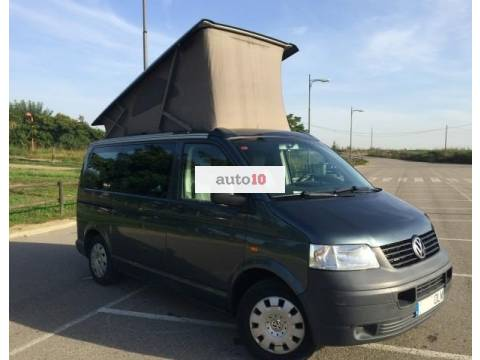 Volkswagen T5 California 2.5 TDI 130 cv 4 MOTION
