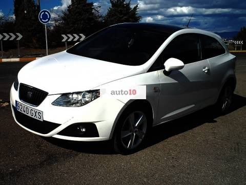SEAT IBIZA 1.6 TDI 105 Cv 3 puertas.