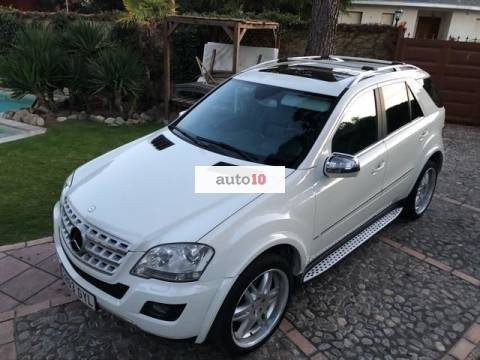 Mercedes-Benz ML 320 CDI 4M Aut.