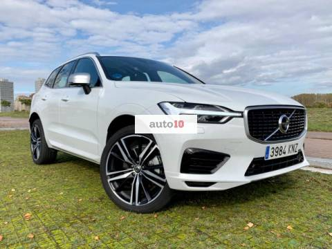Volvo XC60 T8 Twin R-Design 408cv