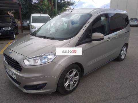 FORD TOURNEO CURRIER 1.6 TDCI 95 CV. (TURISMO)
