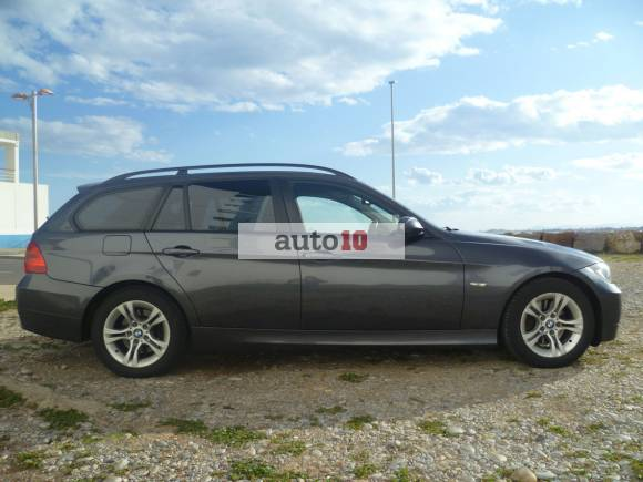 BMW 318D Touring E91 Pack M