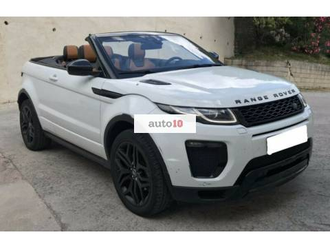 Land Rover Range Rover Evoque Cabriolet HSE Dynamic