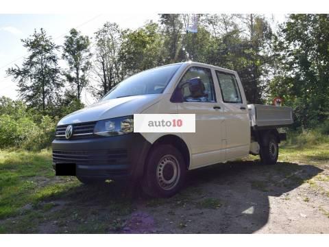 Volkswagen Transporter DOKA, 4 Motion,150 HK,2010, 120217 km