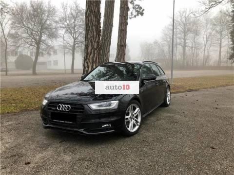 Audi A4 Avant quattro S-tronic