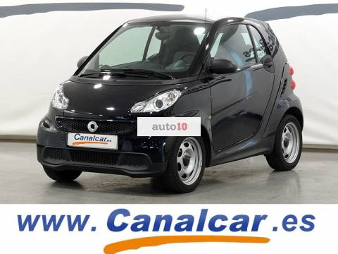 Smart ForTwo Coupé 45 MHD Pure