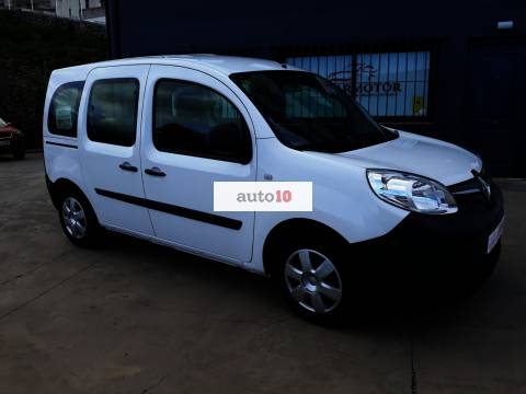 Renault Kangoo 1.5 Dci turbo-diesel 55 KW (75CV)