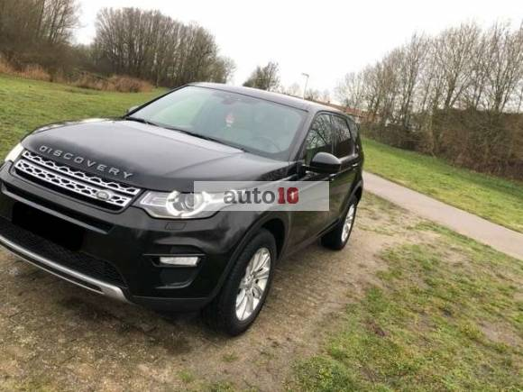 Land Rover Discovery Sport 2.0 Si4 4WD