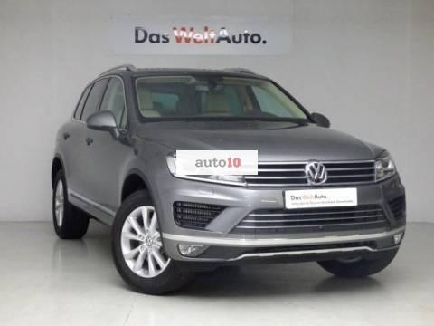 Volkswagen Touareg Touareg Premium 3.0 V6 TDI BMT