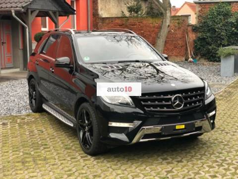 Mercedes-Benz ML 350 4MATIC (BlueEFFICIENCY)