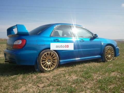 Subaru Impreza WRX 2.0 STi AWD