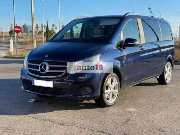 Mercedes-Benz V 220 CDI Compacto 7G Tronic
