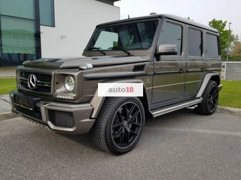 Mercedes-Benz AMG G 63 AMG SPEEDSHIFT 7G-TRONIC Edition 463