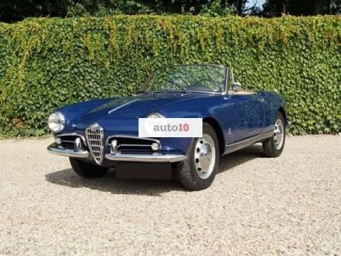 Alfa Romeo Giulietta 1300 Spider