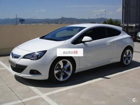 OPEL Astra 1.7 CDTi SS Sportive GTC