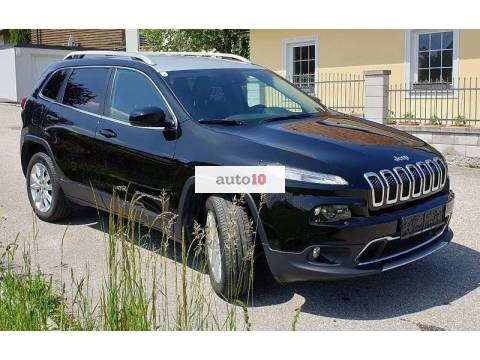 Jeep Cherokee 2.2 MultiJet II Limited 200CV