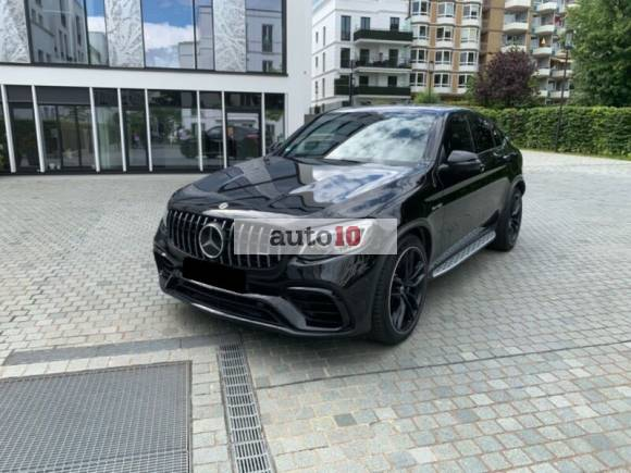 Mercedes-Benz GLC 63 AMG Coupe 4MATIC