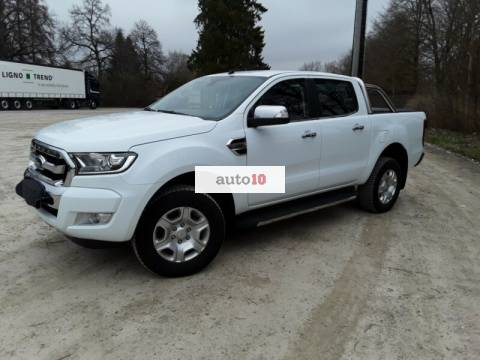 Ford Ranger Automatik Limited 4X4
