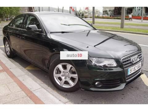 Audi A4 2.0TDI DPF 143
