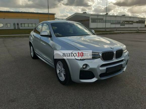 BMW X4 xDrive20d Aut. M Sport