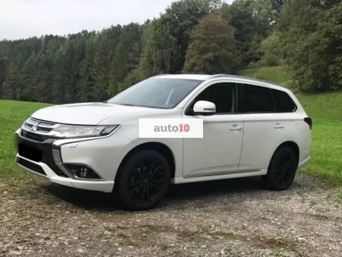 Mitsubishi Outlander 2.0 4WD Plug-In Hybrid Plus