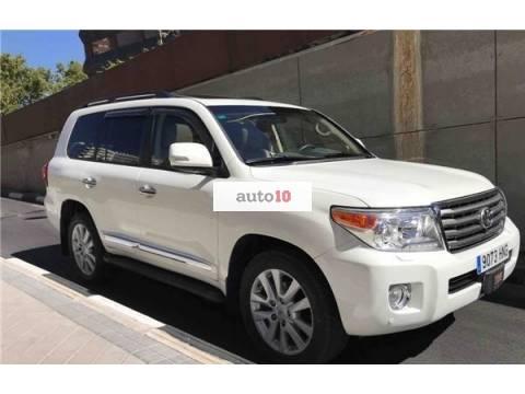 Toyota Land Cruiser 200 4.5D-4D VxL 286CV