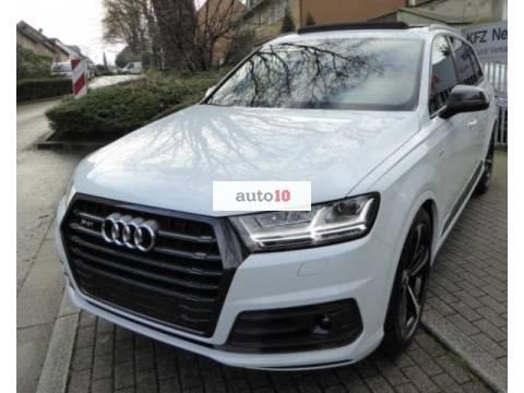 Audi SQ7 4.0 TDI QUAttro CARBON