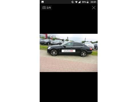 Vendo Mercedes Benz clase E