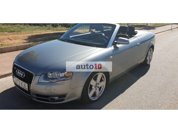 AUDI A4 3.0TDI CABRIO 4X4