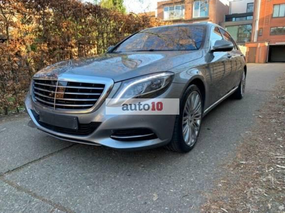 Mercedes-Benz S 500 (PLUG-IN HYBRID) e L 7G-TRONIC