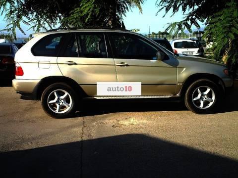 BMW X5 3.0 D. AUT. 184 CV.
