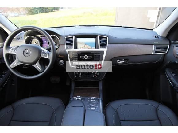 Mercedes GL 500 4M BE AMG