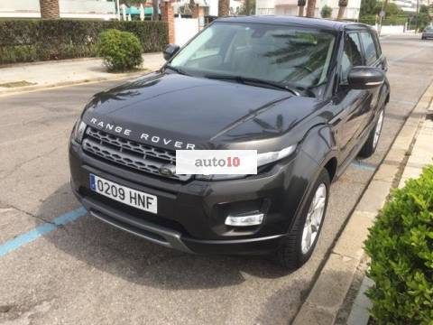 Land Rover Range Rover Evoque 2.2L TD4 Pure Tech 4x4