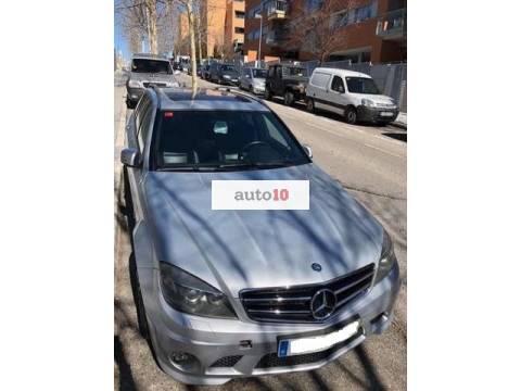 Mercedes-Benz C 63 AMG Clase Estate S204 Estate Aut. nacional