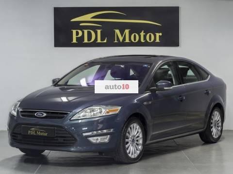 Ford Mondeo 1.6 TDCi A-S-S 115cv DPF Limit