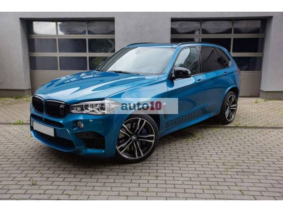 Bmw X5 M B&O HeadUp Panorama SoftClose