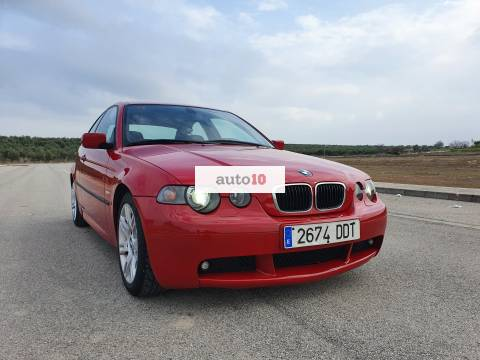 BMW SERIE 3 PACK M POCOS KM
