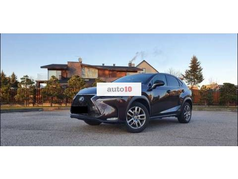 Lexus NX 300 300h Executive-Line