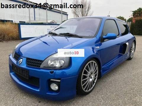 Renault Clio II V6 / Sport V6