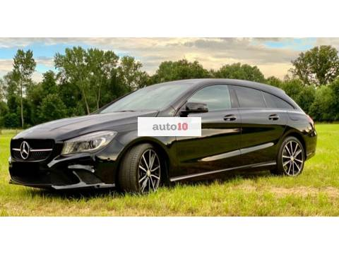 Mercedes-Benz CLA 250 Urban Black Edition Shooting Brake