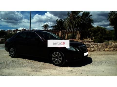 Mercedes-benz Diesel clase-E 200 CDI