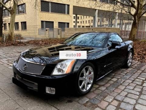 Cadillac XLR V8